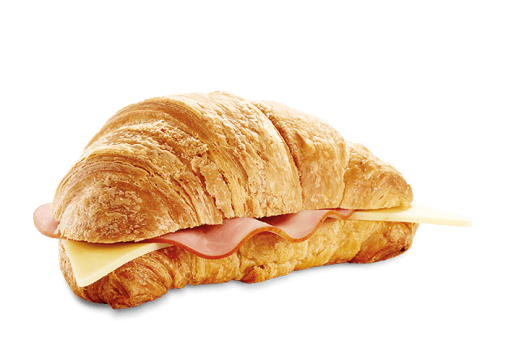 Filled Croissants Cold or Hot