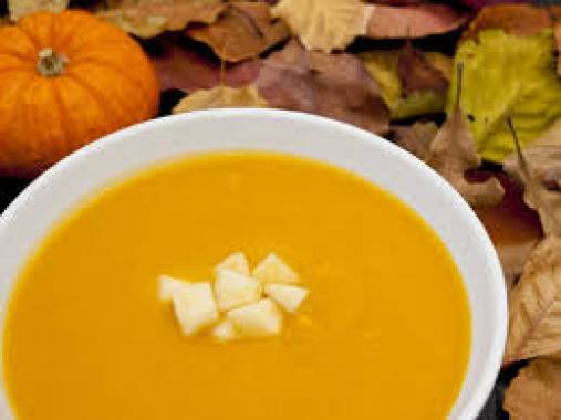 Cream of Butter Pumpkin Soups
