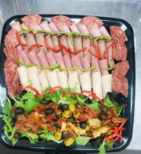 Meat Lunch Platter