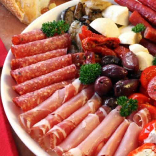 Antipasto Lunch Platter